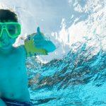 水中メガネの曇り止めの方法、最初に歯磨き粉を使う理由。