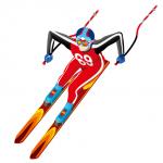 平昌オリンピック アルペンスキーの放送日程&日本代表は?