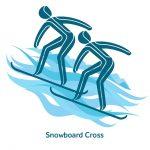 平昌オリンピック スノーボードクロスの放送日程&日本代表は?